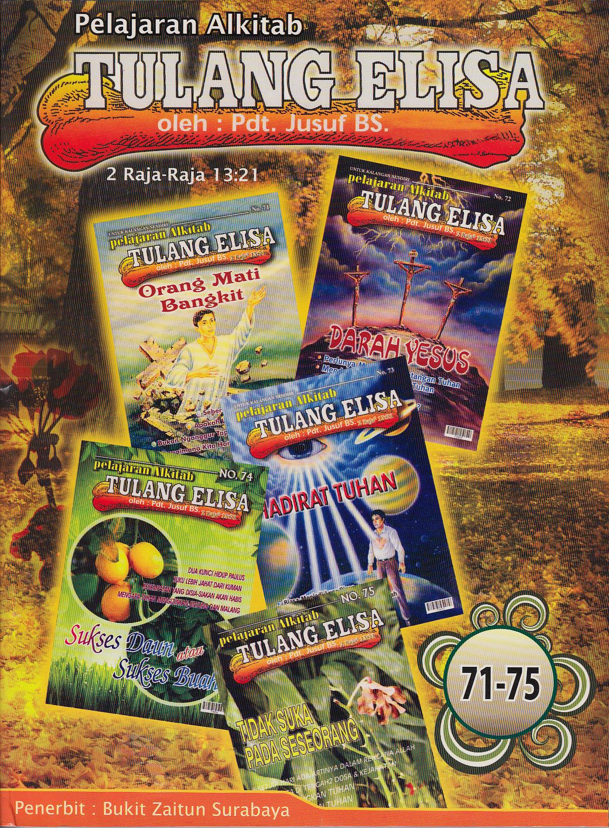 Tulang Elisa Edisi 71 – 75